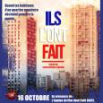 Culture le 16 octobre 2015 Début de la projection à 17h Projection-débat du long-métrage «Ils l'ont fait», comédie sur l'engagement politique dans les quartiers populaires. Débat en présence de l'équipe […]