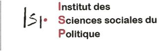 Site des laboratoires de recherche  Revues Cultures & Conflits Droit & Société Carnets de recherche Les carnets du GAP – Groupe d'analyse politique Le carnet du SOPHIAPOL Séminaire EHESS/Paris-Ouest […]